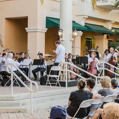 Outdoor Pops Concert - March 13, 2016