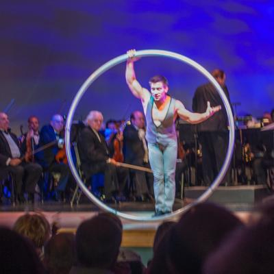 Magic of Cirque De La Symphonie